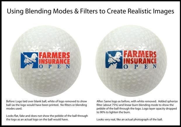 Using Photoshop Blending Modes