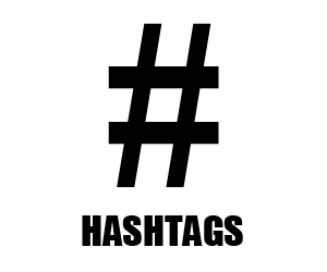 When i was your age that was called a pound sign for Office design hashtags