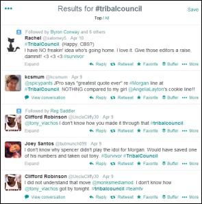 #TribalCouncil