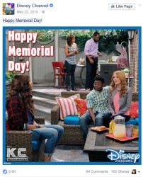 https://www.facebook.com/DisneyChannel/posts/1075927255769073:0